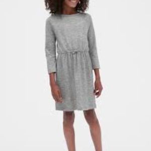 Kids Grey Gap Sweater Dress